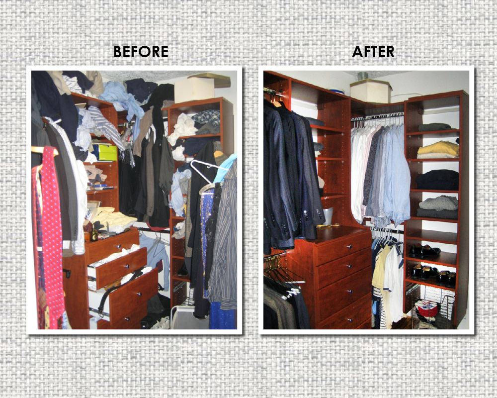 Mens Closet mens closet. everything in its place with closet organizer systems
