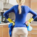 Simplify You Woman Cleaning
