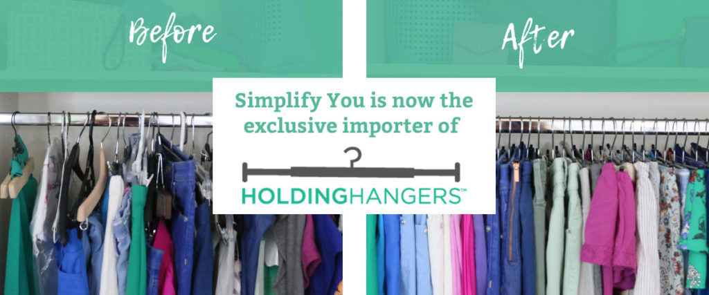 Holding Hangers