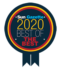 Sun Gazette 2020 Award