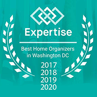 Expertise Best Home Organizer Award