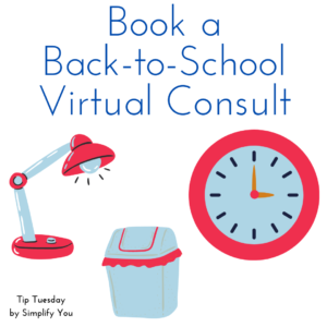 book a back to school consult image