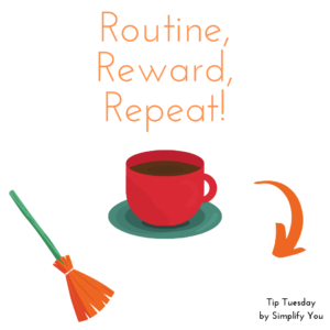 Routine Reward Repeat Image