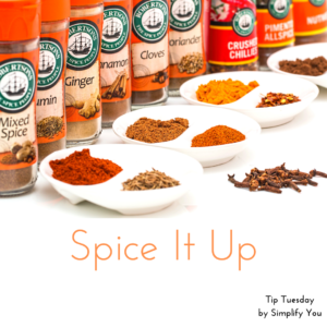 spice it up image