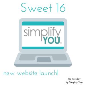 website launch image