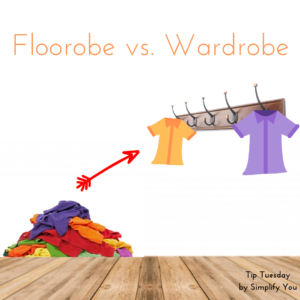 Floorobe vs Wardrobe