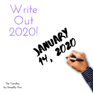 Write Out 2020 image