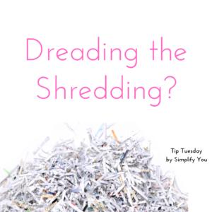 shredding documents options