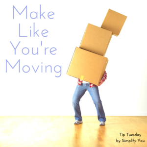 make like you're moving