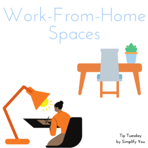 work from home spaces