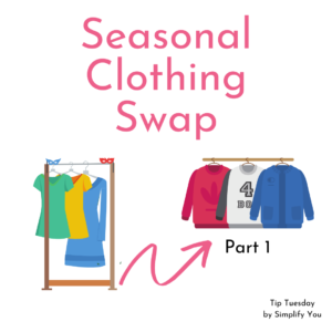seasonal clothing swap
