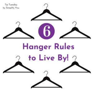 Hanger Rules to Live By Image