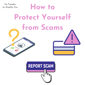 How to Protect Yourself from Scams image