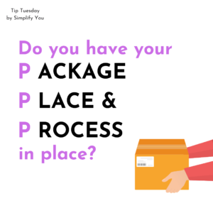 package place and process simplify you image