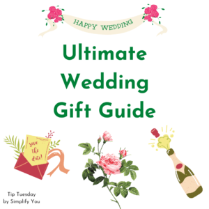 Ultimate Wedding Gift Guide Graphic