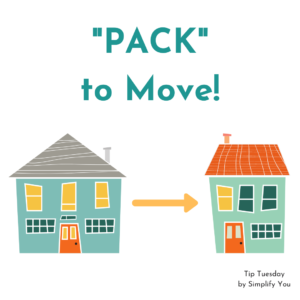 PACK to Move Image