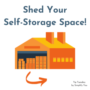 Shed Your Self-Storage Space Image